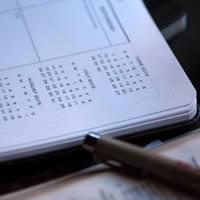 IUP Calendar