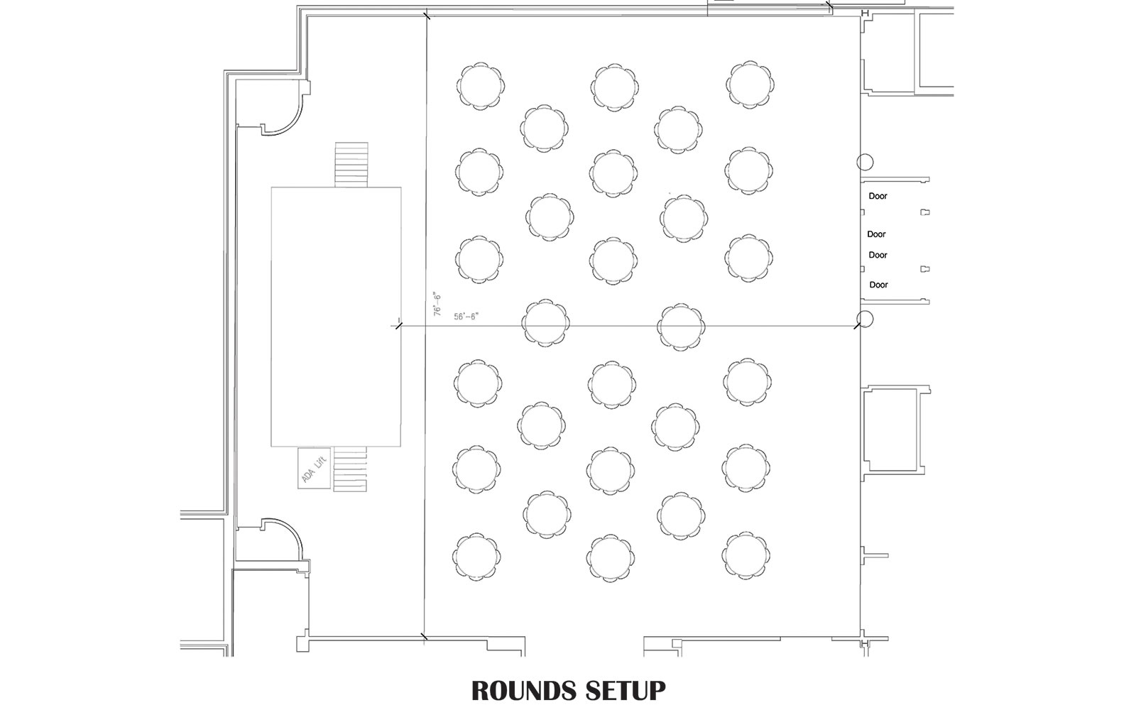 Rounds Setup
