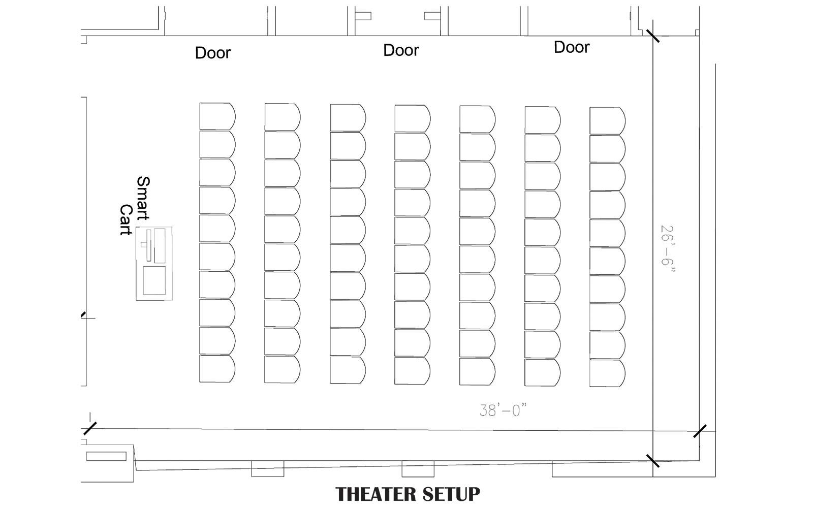 Theater Setup