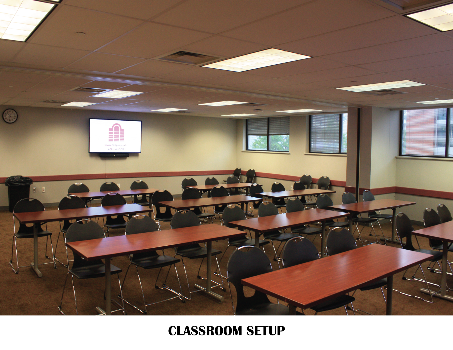 Classrom Setup