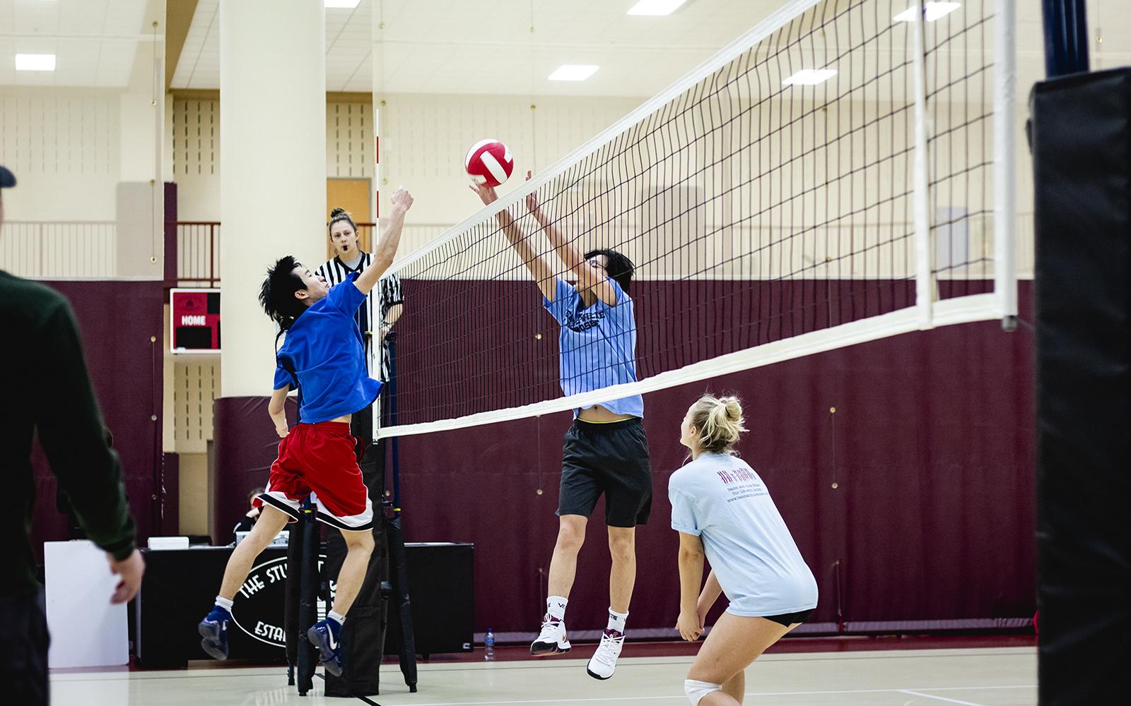 CoRec Volleyball